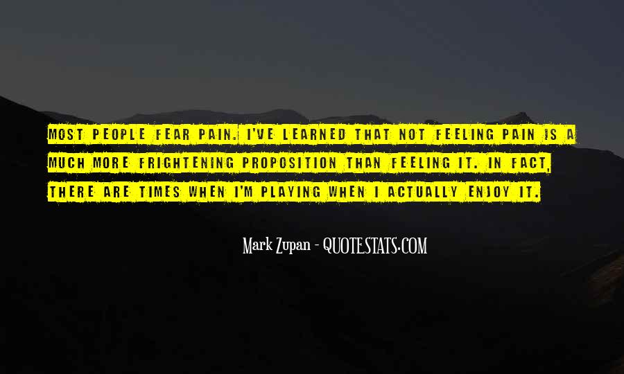 Feelings Pain Quotes #432871