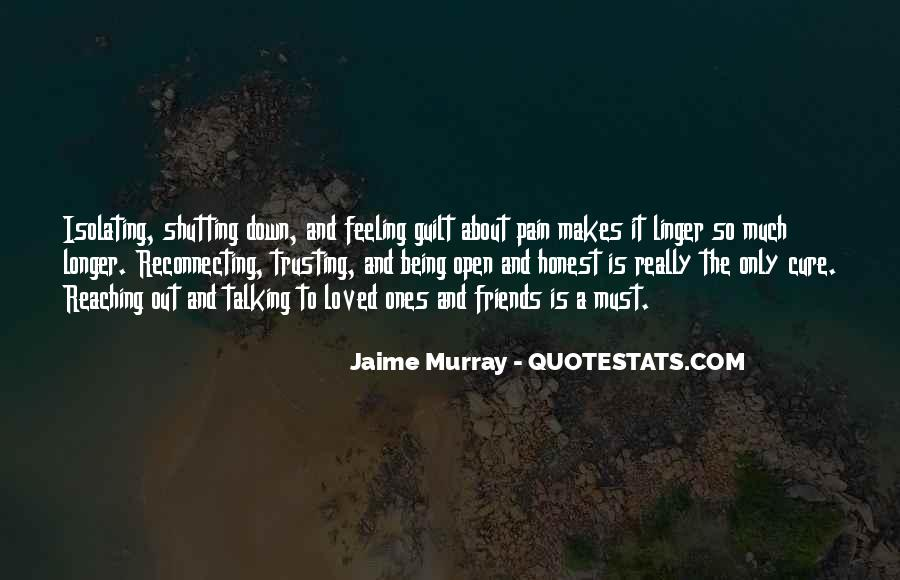 Feelings Pain Quotes #555346