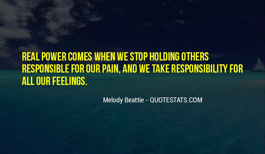 Feelings Pain Quotes #646307