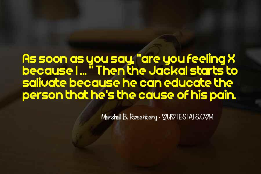 Feelings Pain Quotes #747213