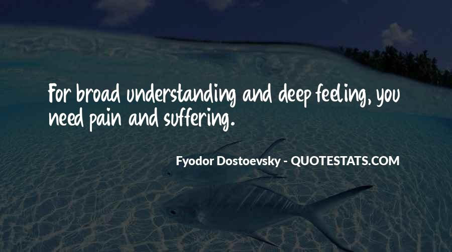 Feelings Pain Quotes #827896