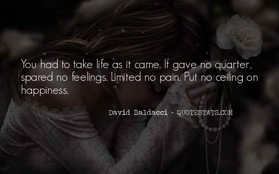 Feelings Pain Quotes #832218