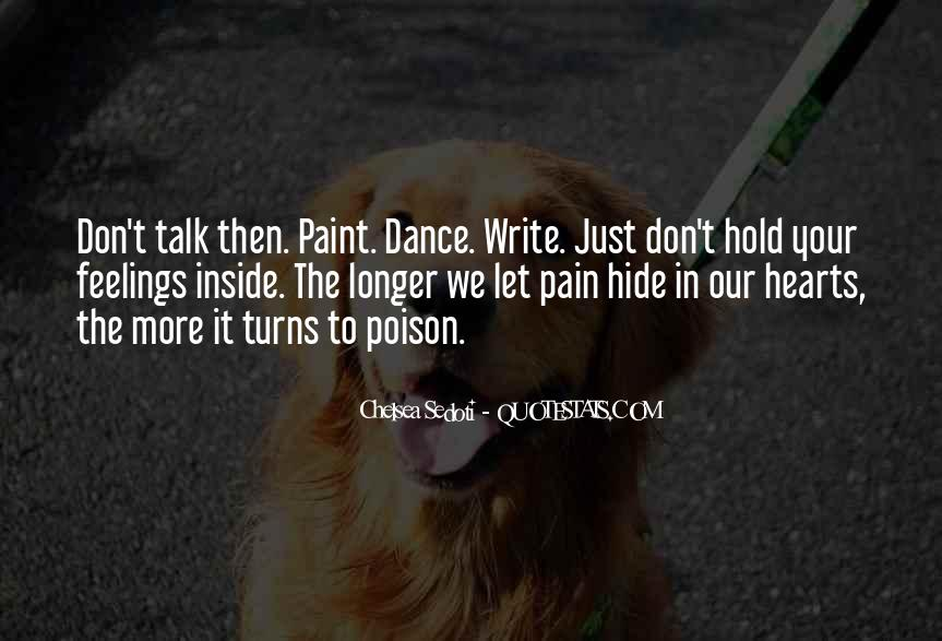 Feelings Pain Quotes #85060