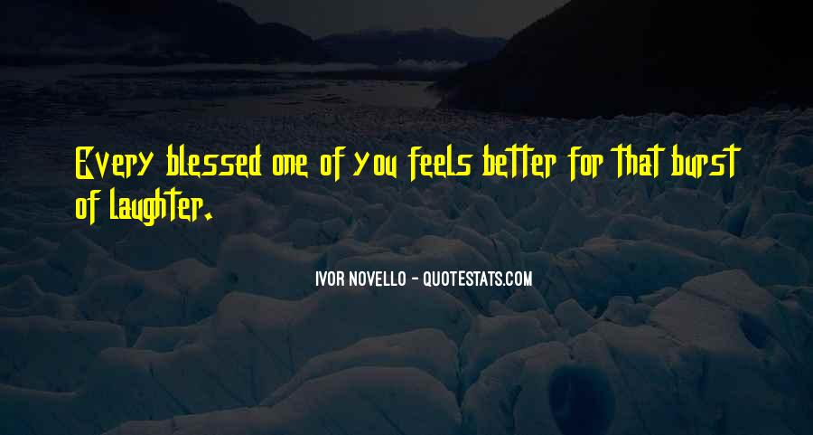 Feels Blessed Quotes #1126310