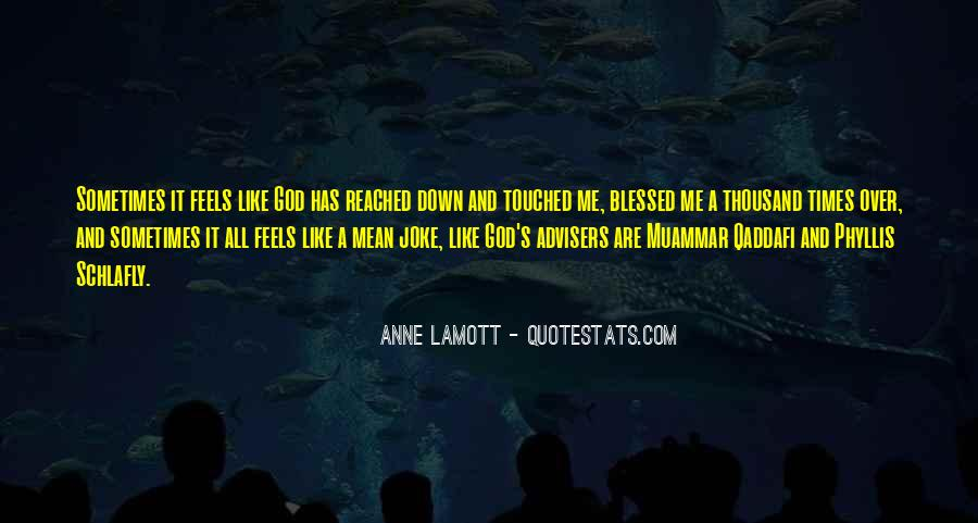 Feels Blessed Quotes #901938