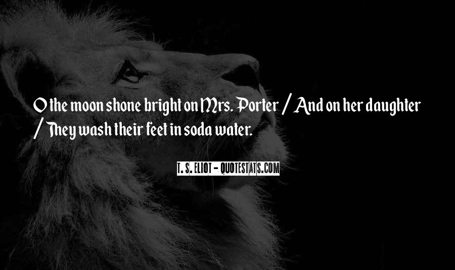 Feet In Water Quotes #1133097