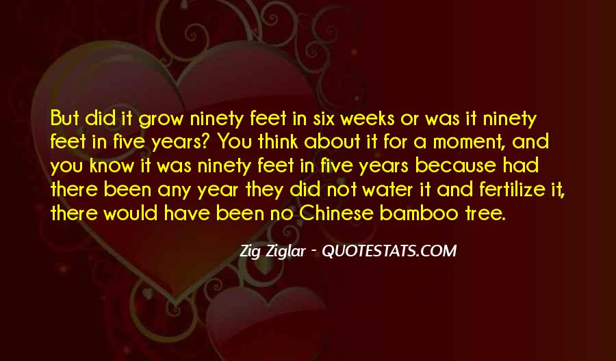 Feet In Water Quotes #141716