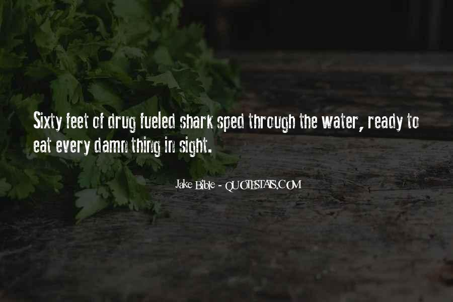Feet In Water Quotes #335031