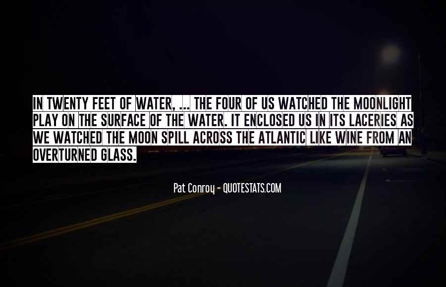 Feet In Water Quotes #608975