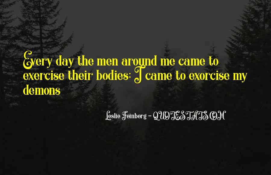 Feinberg Quotes #1031533