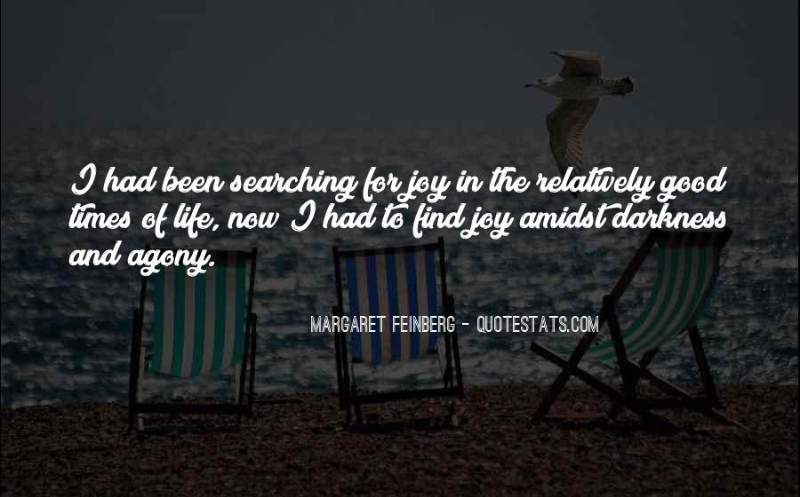 Feinberg Quotes #1180134