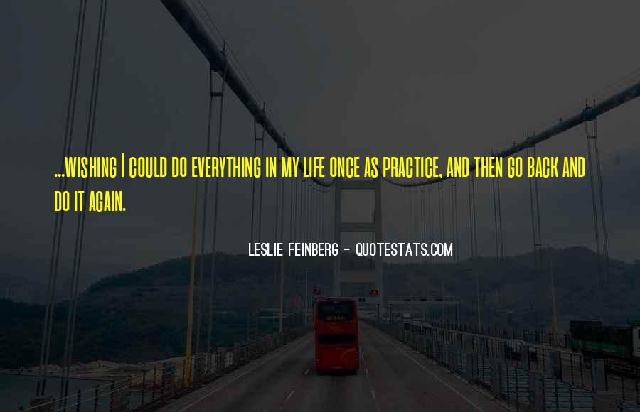 Feinberg Quotes #1262063