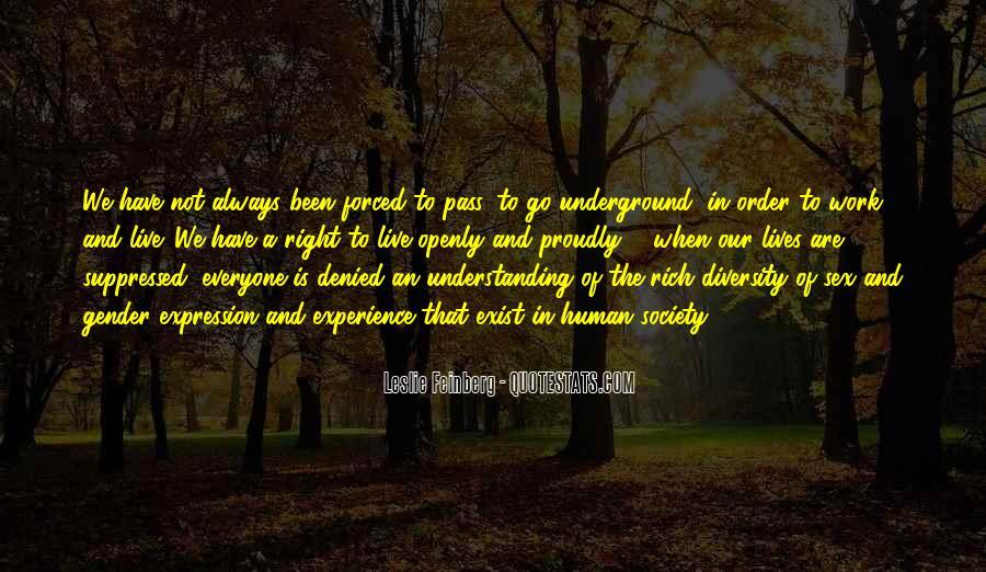Feinberg Quotes #1421043