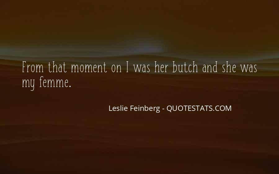 Feinberg Quotes #1541800