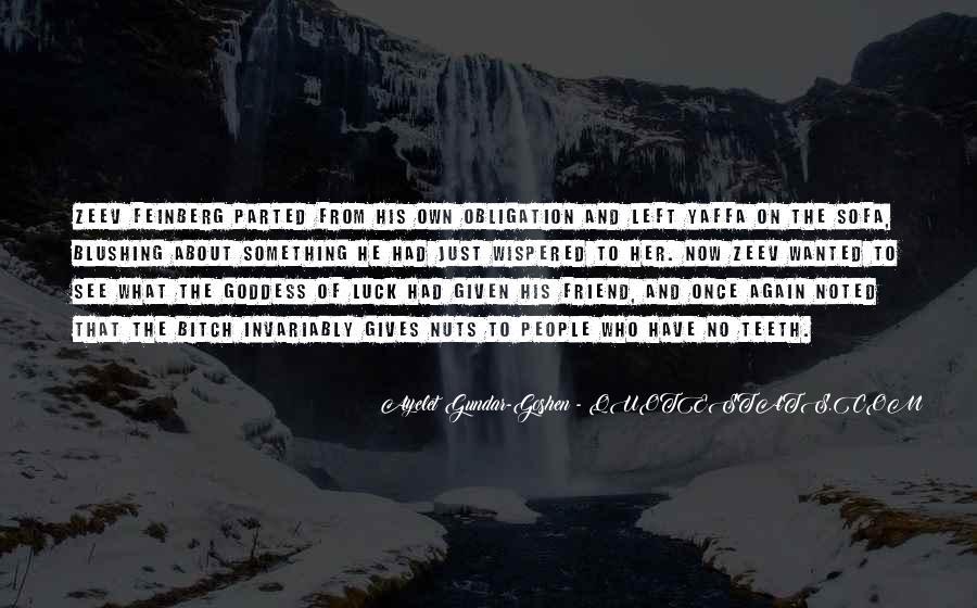 Feinberg Quotes #1546816