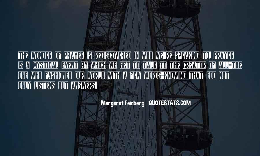 Feinberg Quotes #1827614