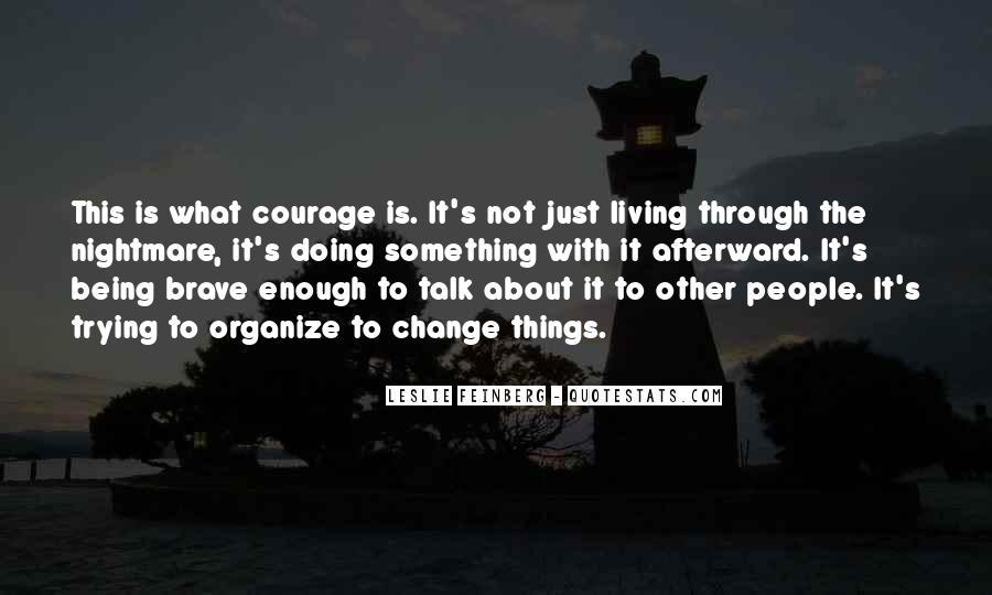 Feinberg Quotes #250186