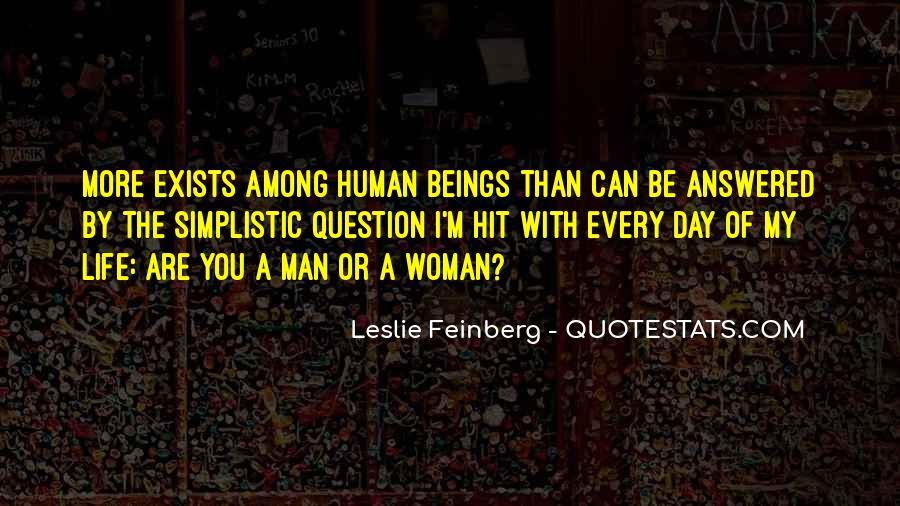 Feinberg Quotes #856133