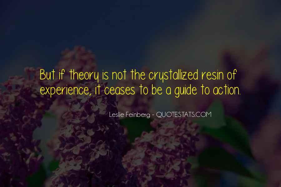 Feinberg Quotes #927603