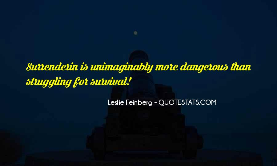 Feinberg Quotes #927971