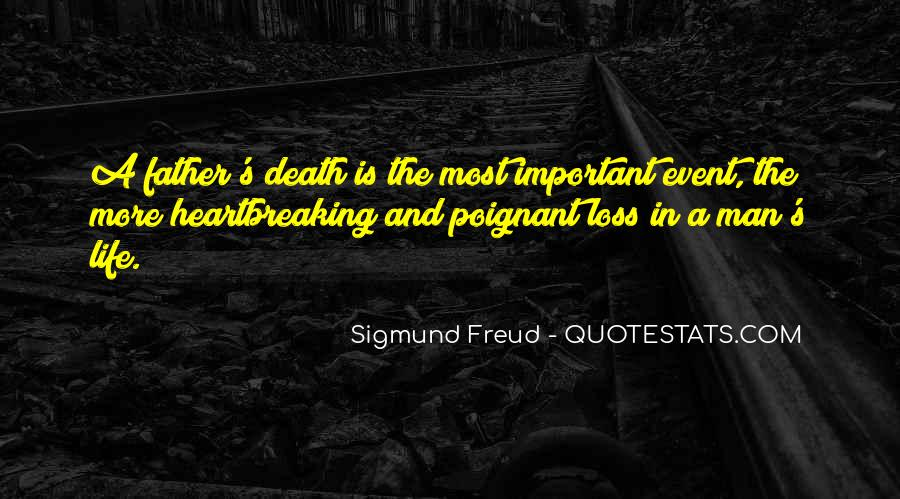 Quotes About Heartbreaking Death #998810