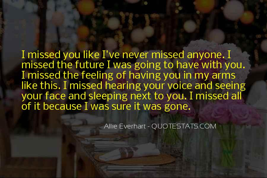 Quotes About Hearing The Voice Of Your Love #1062020