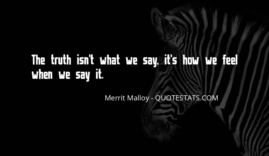 Fern Mayo Quotes #953792