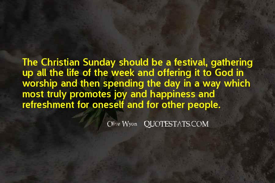 Festival Quotes #103585