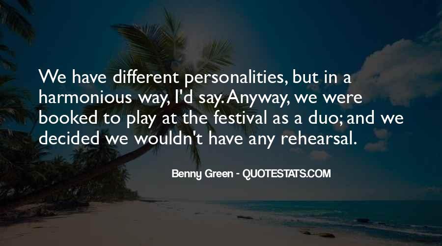 Festival Quotes #109266