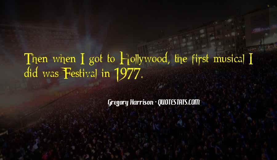 Festival Quotes #12681