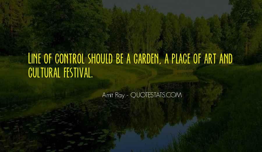 Festival Quotes #129639