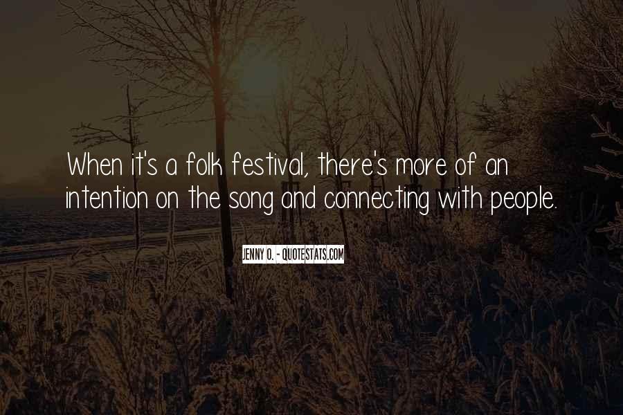 Festival Quotes #172894