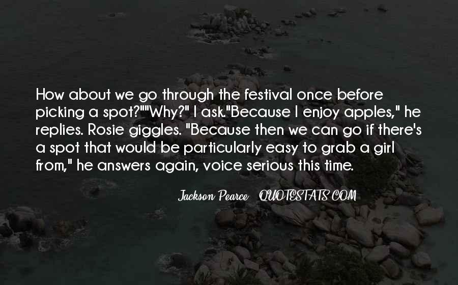 Festival Quotes #199886