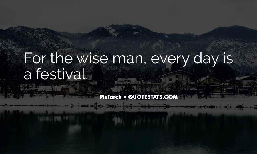 Festival Quotes #20360