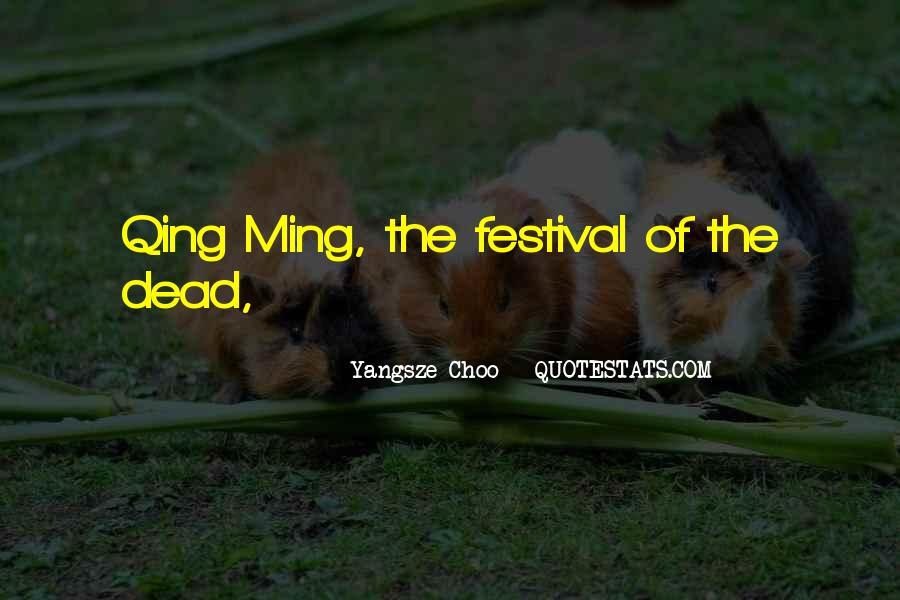 Festival Quotes #210059