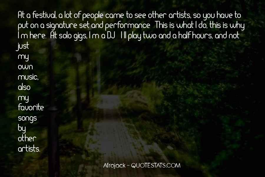 Festival Quotes #276390
