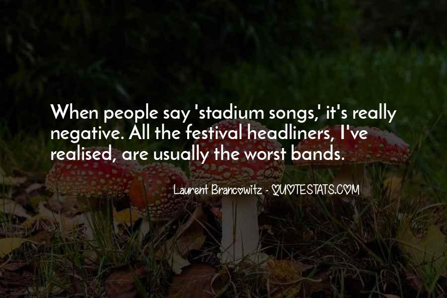 Festival Quotes #288984