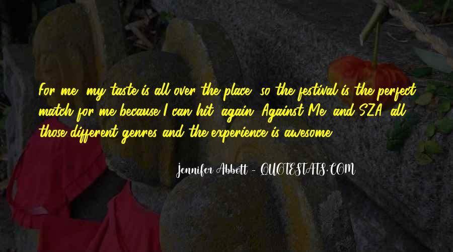 Festival Quotes #365213