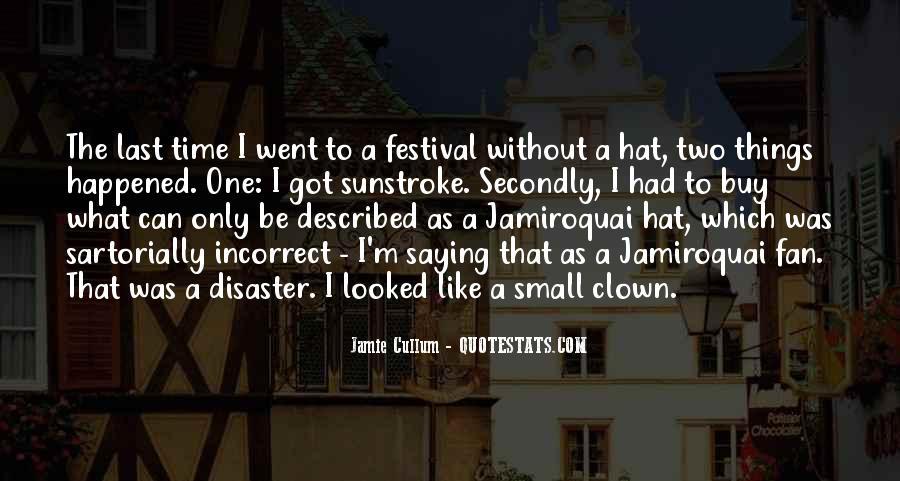 Festival Quotes #39872