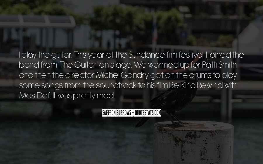Festival Quotes #421150