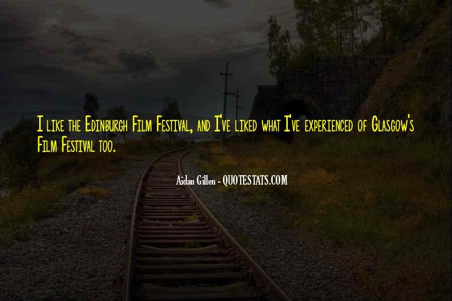 Festival Quotes #460847