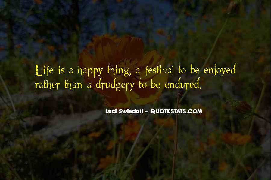 Festival Quotes #475571