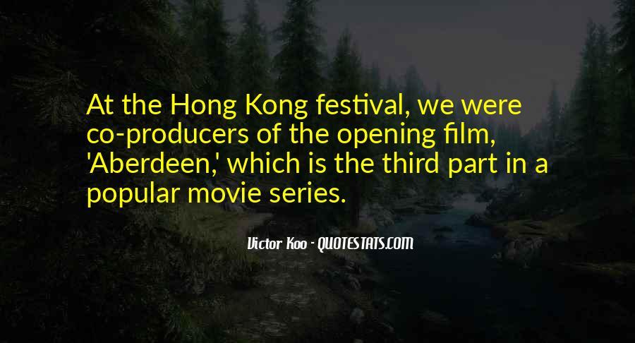 Festival Quotes #77325