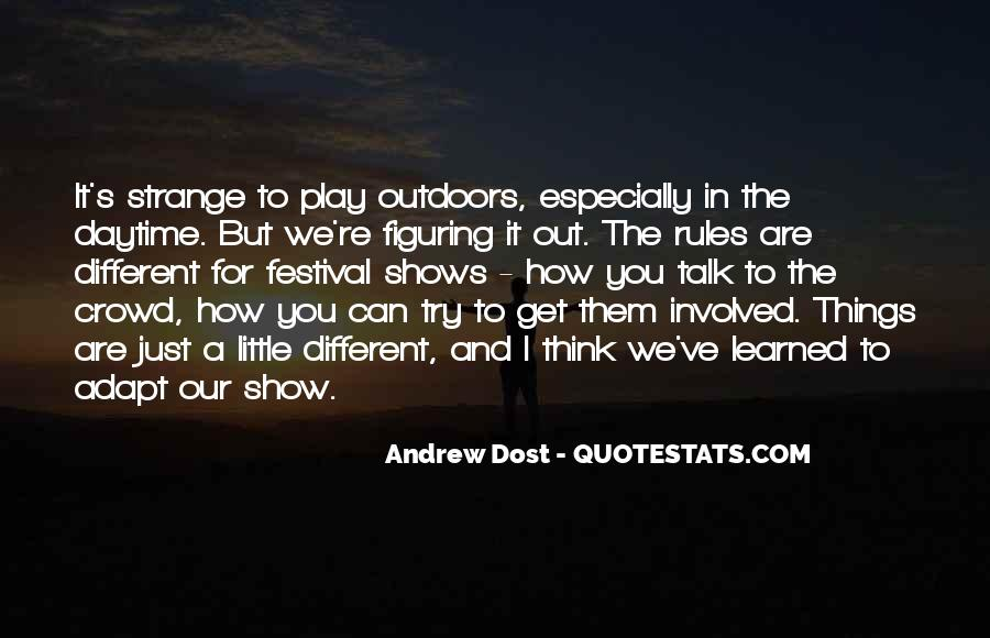Festival Quotes #952