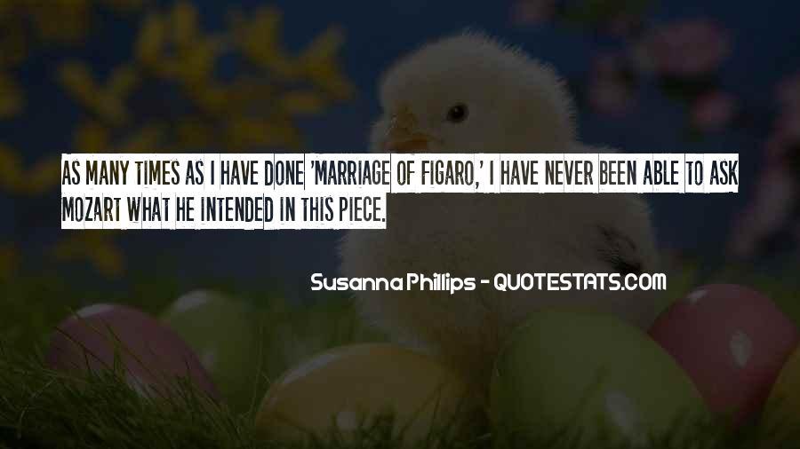 Figaro Quotes #1418276