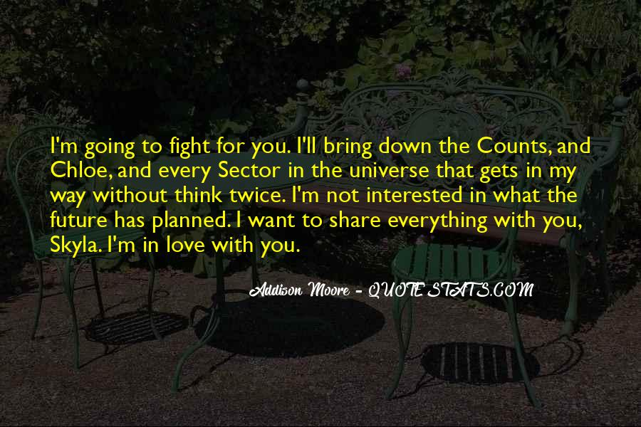 Fight For Every Inch Quotes #35748