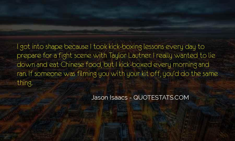 Fight For Every Inch Quotes #82128