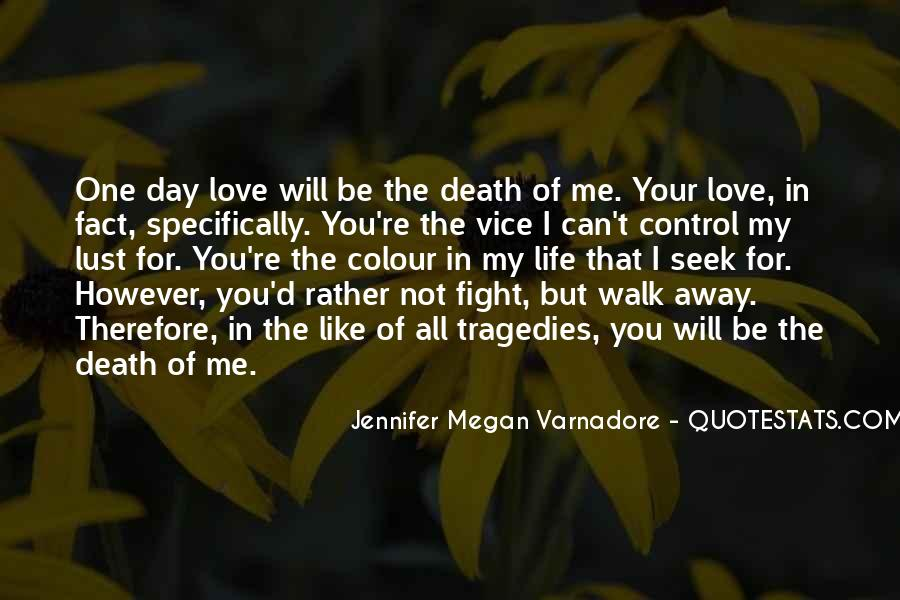 Fight For Me Love Quotes #1105779