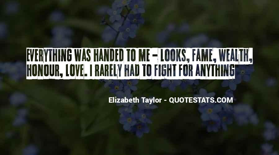Fight For Me Love Quotes #851517