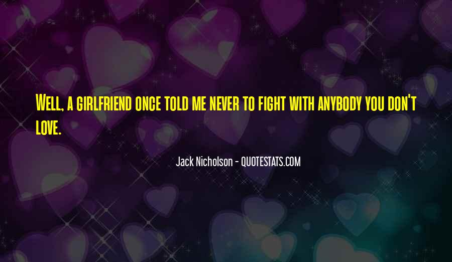 Fight For This Relationship Quotes #129756